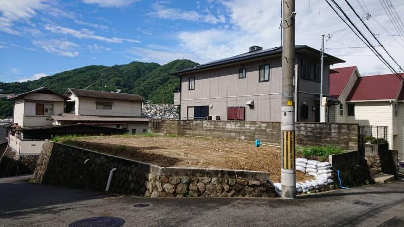 【売土地】宝塚市桜ガ丘